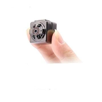 防犯カメラ 高画質赤外線 隠しカメラ 超小型アクションカメラ