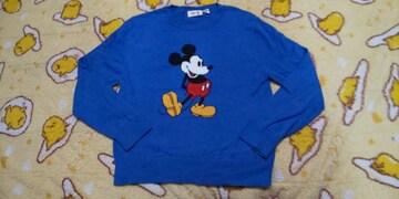 UNIQLO★ミッキーセーター★130★