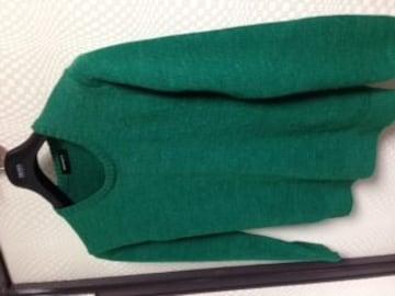 ワールド丸首セーター2