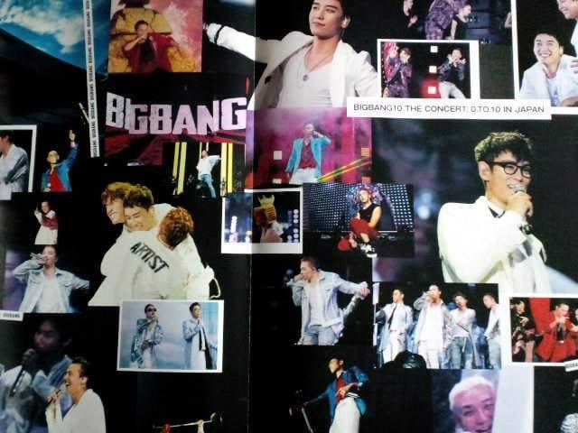 ★BIGBANG★切り抜き&ピンナップ★10周年☆ライブレポ! < タレントグッズの