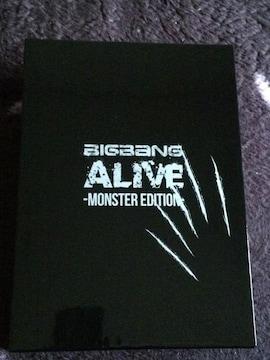 激安!激レア!☆BIGBANG/ALIVE☆豪華初回盤/CD+DVD+Tシャツ!新品