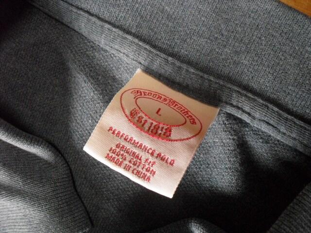 BROOKS BROTHERS ブルックスブラザーズ シャツ USA-L < ブランドの