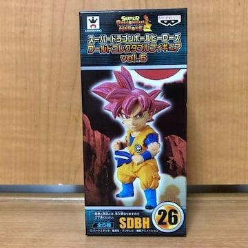 ドラゴンボールヒーローズ コレクタブルフィギュア vol.6