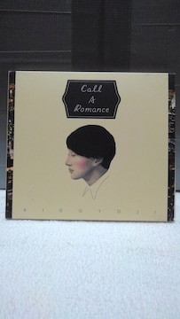 キド・ヨウジ [KIDO YOJI] Call A Romance