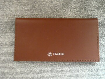 ナノユニバース「長財布(紙幣・カード入れ)」35