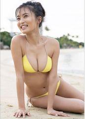 小島瑠璃子 生写真 L判 1枚