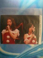 Berryz工房フェス ライブL判1枚 2008.2.8/菅谷梨沙子・清水佐紀
