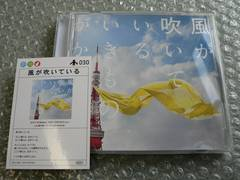 いきものがかり『風が吹いている』【初回盤】 カード付/他出品