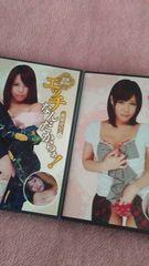ひかる・飯田せいこ/エッチなんだからぁ!2本セット DVD