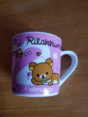 Rilakkuma Birthday Mug