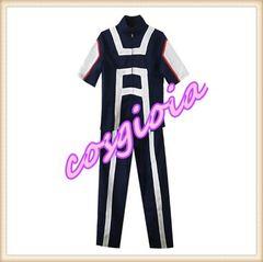 僕のヒーローアカデミア 雄英高校体操服 コスプレ衣装