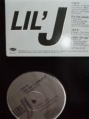 LIL'J「Its the Weekend/Gotta'Get Up」