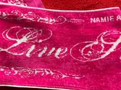 安室奈美恵 マフラータオル LIVE style 2011 グッズ