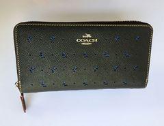 COACH 新品 コーチ F59059 長財布 レディースサイフ
