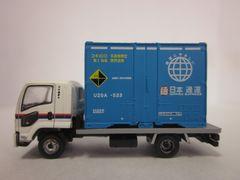 ザ・トラックコレクション第11弾 いすゞフォワートコンテナ車 日通U20A搭載
