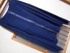 ZARA*紺長袖薄手カーデ*クリックポスト164円