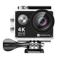 BOROFONEスポーツカメラ 1080P 4K WIFI