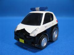 ◆絶版チョロQ★スバル☆R1☆防犯パトロール車★未使用◆