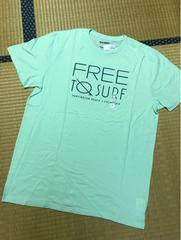 新品タグ付き メンズ オールドネイビー  半袖Tシャツ 薄緑 L