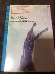 Mr.children ○ STADIUM TOUR2011 SENSE *新品。DVD。