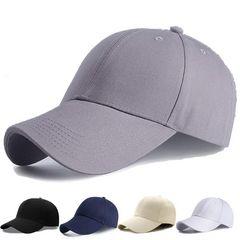 キャップ 帽子 男女 無地 野球帽 グレー