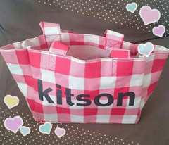 kitsonミニトート♪