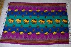 モバオクで買える「★アジアンエスニックパレオ★サロン★象★新品★H59C」の画像です。価格は1,280円になります。