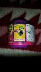 チョコエッグ スプラトゥーン2  ボーイ(ネオングリーン)