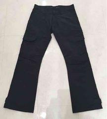 テットオム  パンツ ブラック  サイズ4