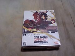 【新品PS4】GOD EATER OFF SHOT<雨宮リンドウ編>ツインパック
