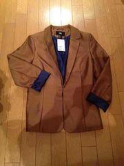 H&M キャメルジャケット 38 新品