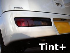 Tint+再使用できる ハイゼットカーゴS320V テールランプ スモークフィルム