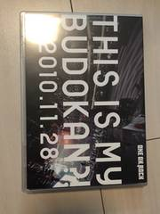 THIS IS MY BUDOKAN?!2010.11.28☆ONE OK ROCK☆ライブDVD