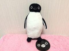 新品未使用JR Suicaのペンギンぬいぐるみ