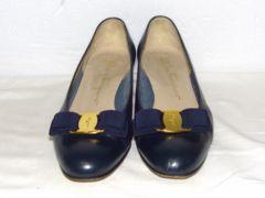 Ferragamo(フェラガモ)ヴァラ レディス靴 6 810206BL472O79