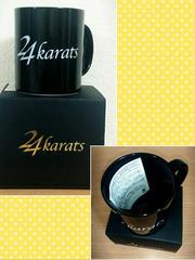 新品【24karats】マグカップ