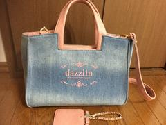 dazzlin ショルダー ハンドバッグ 新品未使用品