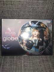 globe/DVD 8YEARS-Clips Collection