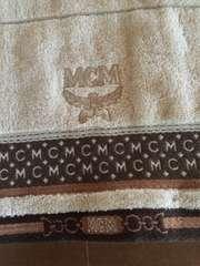 新品未使用 MCM バスタオル