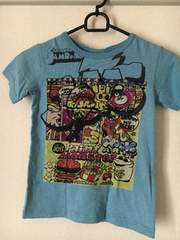新品 JAM ジャム 半袖Tシャツ 130 青