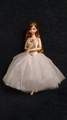 ジェニーちゃんバービーのドレス