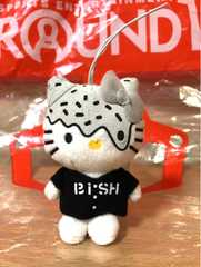 ■感謝祭!!ROUND1限定!BiSH×ハロ-キティ*オリジナルマスコット*ライトグレ-■
