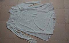 G.U レイヤードドレス Sサイズ 新品 白