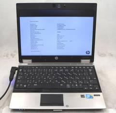 HP EliteBook 2540p●Core i7-640L 2.13GHz●2GB