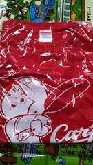 広島東洋カープ 赤い羽根募金Tシャツ 新品