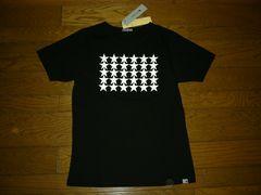 新品rebellion-opsリベリオンオプスTシャツ黒2星☆カットソーAKM