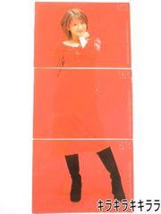矢口真里モーニング娘。★コレクションカード/トレーディングカード3枚セット