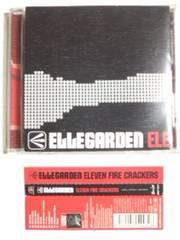 (CD)ELLEGARDEN/エルレガーデン☆ELEVEN FIRE CRACKERS★帯付き 即決