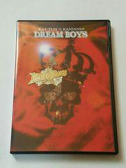 【DVD】KAT-TUN vs KANJANI∞ DREAM BOYS