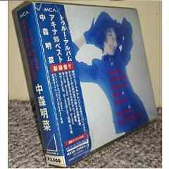 KF 中森明菜 CDアルバム true album akina 95 best